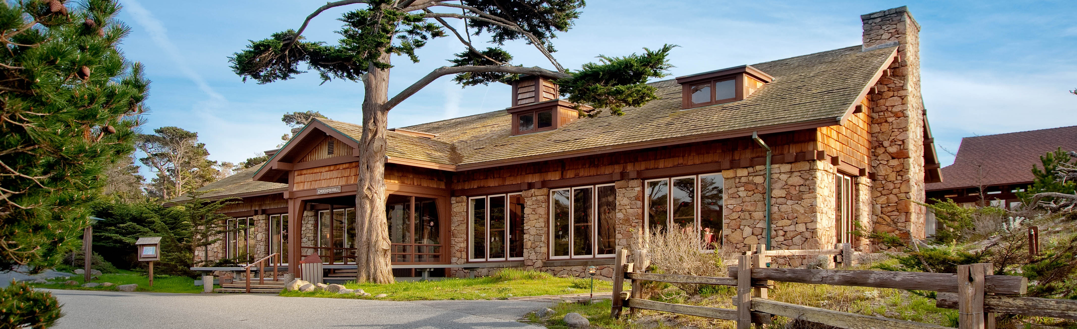 Asilomar — Crocker Hall
